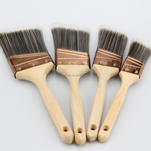 US Market Synthetic Filament Wooden Handle Purdy Paint brush