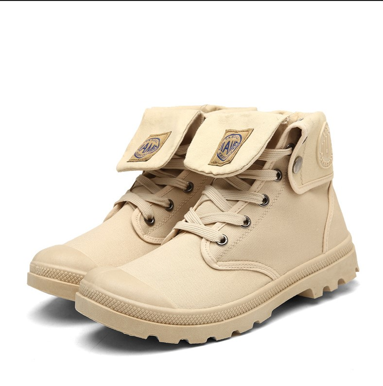 Beige military desert <strong>boots</strong> us army high ankle <strong>boots</strong> for sale fashion combat <strong>boots</strong> men