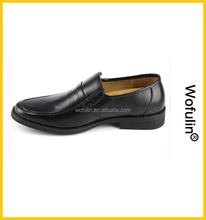 spanish manufacturer genuine leather mature shoes for men