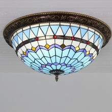 20 inch tiffany restaurant ceiling light from factory