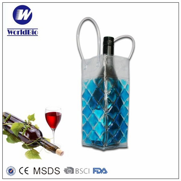 Reusable Gel Bead Bottle Cooler