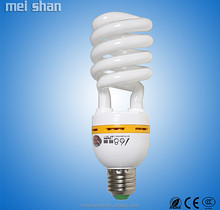 Tri-phosphor and mixed power 15w best price 220v to 240v indoor cfl