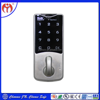 Smart design Touch Screen Electronic locker lock for cabinet JN D153