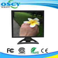 China factory price 15 17 19 inch led lcd vga pc monitor