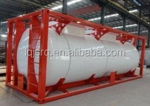 40 feet ISO tank container for oil/above ground diesel storage tank container