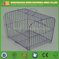 Cheaper disposable bird transport cage for sale