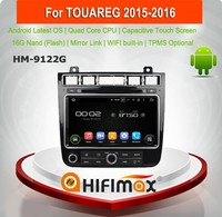 Hifimax Car GPS DVD Player for vw touareg/volkswagen touareg Navigation Head unit - Bluetooth Touch Screen