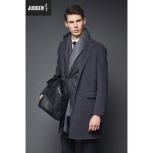 custom tailoring classic men winter business coat with high quality customization