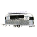 FV-52 new motorcycle food cart /catering food van/ street food trailer