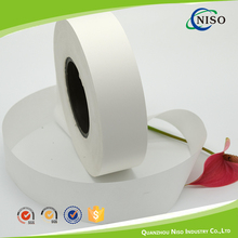 Colorful adhesive tape printed ralease paper use in sanitary napkin