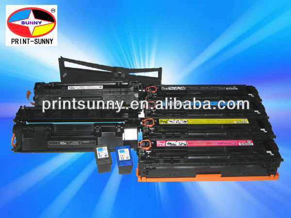 for HP CE410 411 412 413 toner