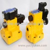Solenoid Controlled Relief Logic Valves