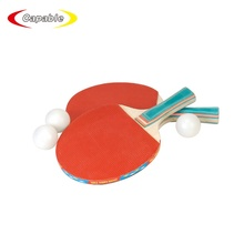 Portable best table tennis racket set for kids