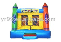 Inflatable Bouncer Game