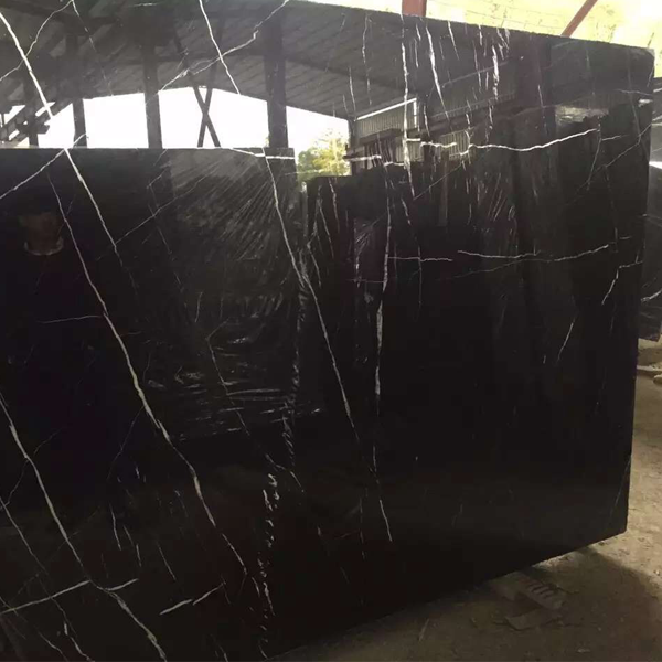 hot sale grey marquina marble
