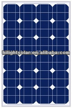 China Manufacture Supply Mono Crystalline Silicon 12v 250 Watt Solar Panel
