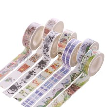 New Design Washi Printed Tape for DIY