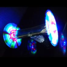 2014 led double head spinning <strong>windmill</strong>
