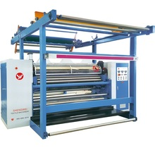 Shengwei PLC Control Fabric Industrial Warp Knit Threads Cutting Machine