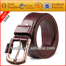 brown leather tie belt leather belt process manufacturing luxury belts