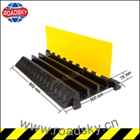 High Quality PVC Cover Wire Protector Cable Ramp