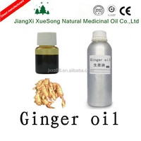 China Origin 100% Natural Ginger Root Essential Oil Aromatic Essential Oil