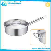 Available stainless steel soup stock pot set sizes hot sale