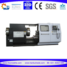 QK1343 Floor Type Heavy Duty Oil Country CNC Pipe Threading Lathe/ Tube Turning Machine