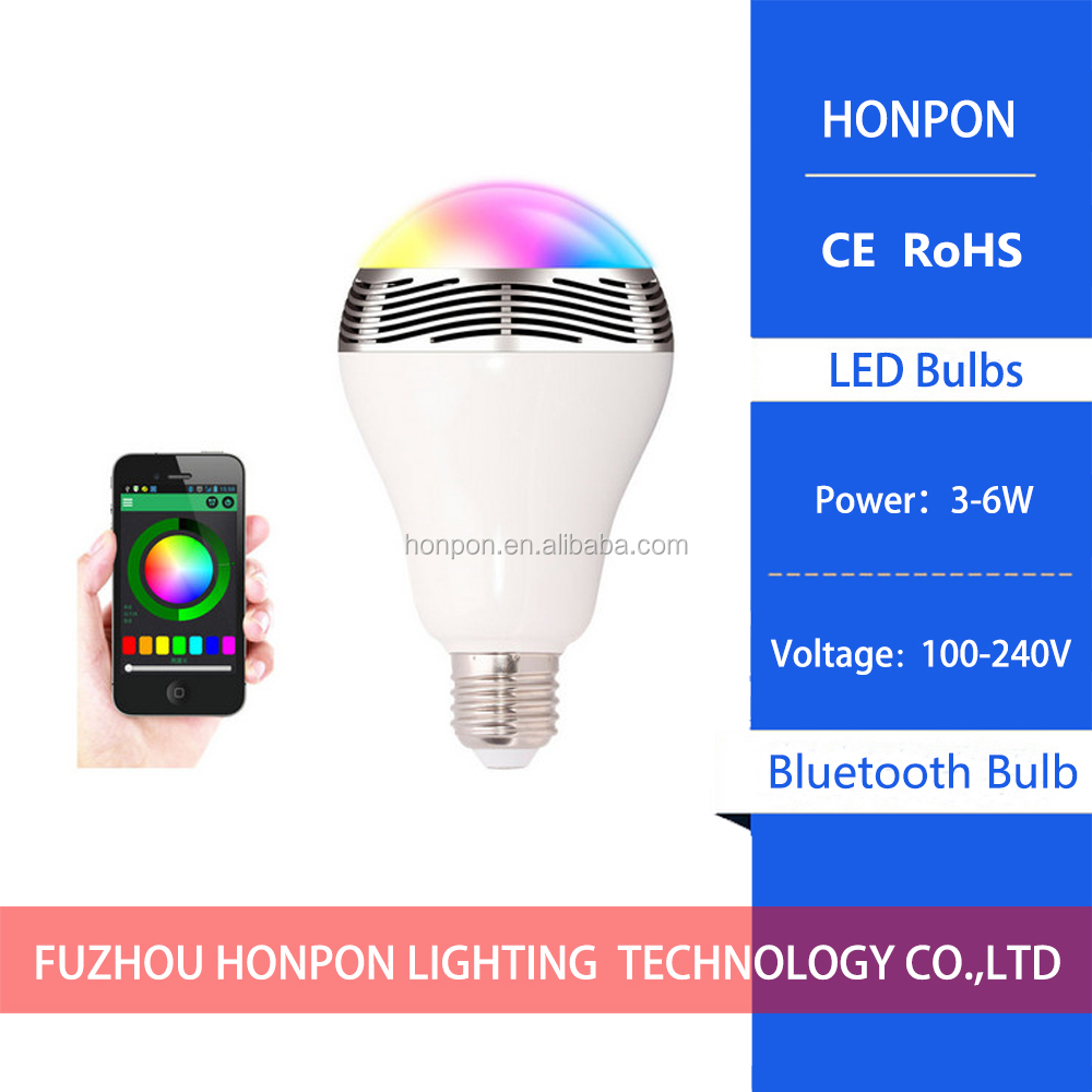 Intelligent Lights App Control Bluetooth Speaker, Intelligent Lights ...
