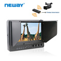 7 inch TFT screen WHDI wireless HDMI receiver monitor
