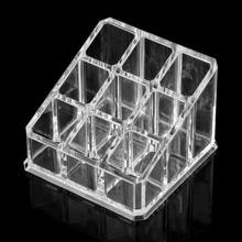 Custom Retail 3 Tiers Amazon Clear Acrylic Lipstick Holder