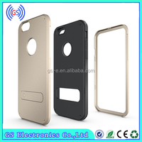 for iphone covers and cases, 2014 TPU+PC 3 in 1 strong box slim armor case for iPhone 6