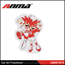 New and Best Quality Different Smell Paper Car Air Freshener with Good Quality