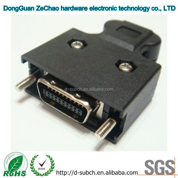 Cable connector - SCSI Connector series