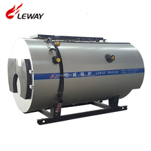 Manufacturer Direct Supplying Fire Tube Gas / Oil Steam Boiler Industrial With Germany Burner