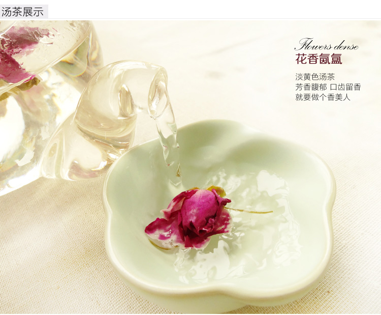 high quality manufacture supplies rose bud tea grade 3