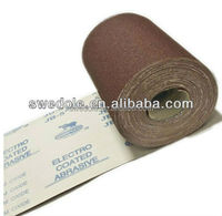 3m emery cloth roll with good flexible and polishing