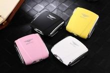 Dual USB portable power bank 60000MAH LED light mobile charger For Iphone/Ipad/Samsung