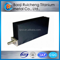 DSA Plate Titanium Anode Group for Circulating Water Treatment