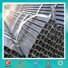 section tube steel L pipes / window structure pipe