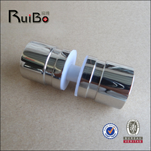 China supplier stainless steel glass door knob