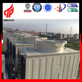 Refrigeration Frp Cooling Tower With High Strength And Light Weight