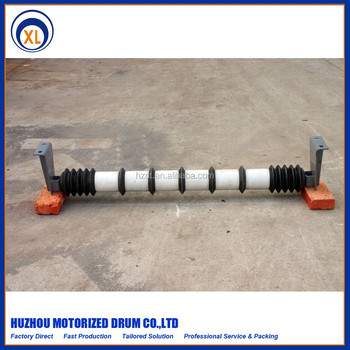 belt conveyor cleaning roller comb roller idler buy direct from factory
