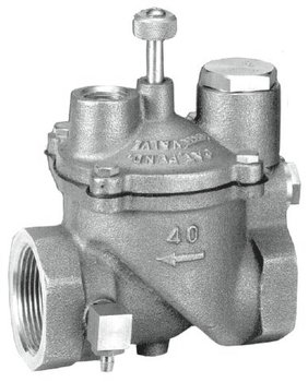 DS Pilot Operated Float Valve