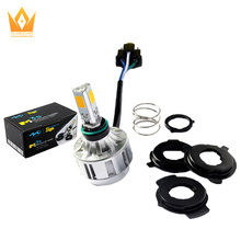 LIGHTPOINT factory price 32w 3000lm h6 h4 motorcycle car led headlight