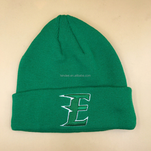 Wholesale Custom Winter polar fleece beanie hat wholesale