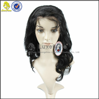 Luxefame yiwu hair factory distribute human hair indian natural hair wig