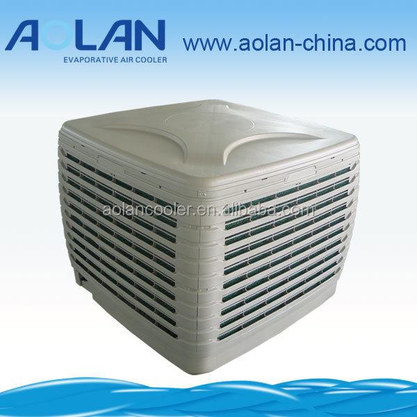 evaporative air coolers DC motor inverter control