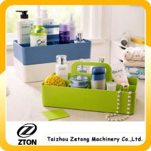Large-capacity Plastic Desktop Cosmetics Jewelry Makeup Storage Box/Drawer Organizer