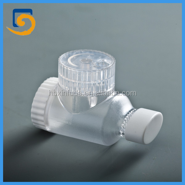 plastic medical Dry powder inhaler , DPI devices for asthma treatment